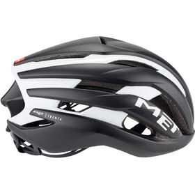 MET Trenta Kask rowerowy, black/white